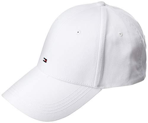 Tommy Hilfiger BB Cap Gorra  Blanco (Classic White 100)  talla unica para Hombre
