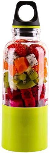 Sale!! 500ml Portable Blender, Smoothie Juicer Cup - USB Electric Juicer Bottle Cup Vegetable Fruit ...