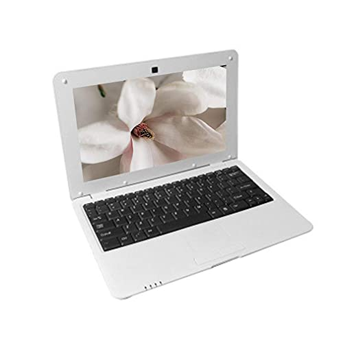 bansd A33 10.1 Pulgadas 1GB RAM 8GB ROM CPU Notebook Multifunción Student Laptop Silver EU