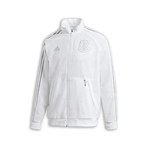 Adidas 2021 Mexico Uniforia Anthem Jacket - White L