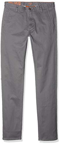 dockers Alpha Khaki Tapered Stretch Twill Pantalones para Hombre