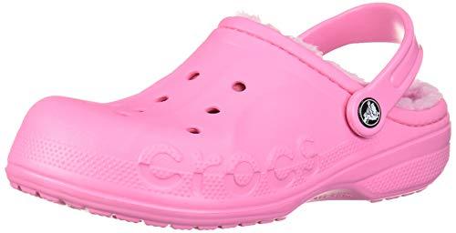 Crocs Baya Lined Clog, pink lemonade/pink lemonade, 8 US Women / 6 US Men