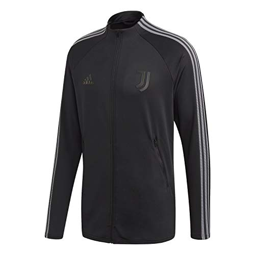 adidas Herren JUVE Anthem JKT Sport Jacket, Black, XL