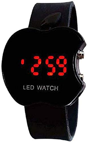 HILY Digital Silicone LED Unisex Watch for Kids Boys & Kids