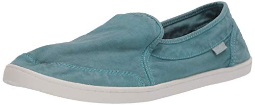 Sanuk Women's Pair O Dice Flat, Washed Brindle, 7 M US