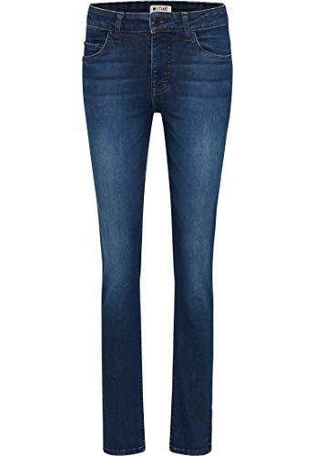 MUSTANG Damen Sissy S&P Slim Jeans, Blau (Medium Dark 781), W28/L36