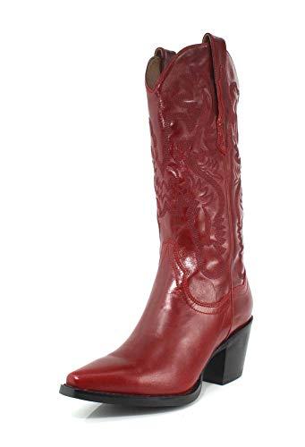 Stivali Jeffrey Campbell Dagget Red Rosso Size: 36 EU