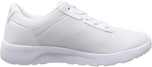 Kappa Damen Tunes OC W Sneaker, 1010 White, 39 EU