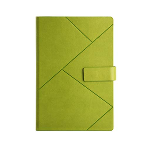 XINGYUE Bloc de notas de viaje de cuero grueso A5 B5 cuaderno diario de negocios planificador diario bloc de notas con hebilla papelería suministros escolares
