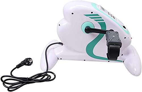 LCJD Bicicleta estática eléctrica, Anciano/Entrenador de rehabilitación para discapacitados El Control Remoto Inteligente se Puede convertir en Cualquier Momento Bicicleta de rehabilitación en