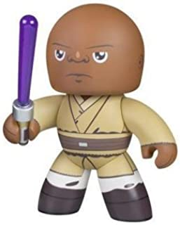 Star Wars Mighty Muggs Wave 2 Mace Windu Figure