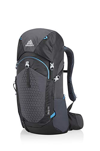 Gregory Unisex– Erwachsene Backpack Float Zulu 35 MD/LG, (Ozone Schwarz), Medium/Large
