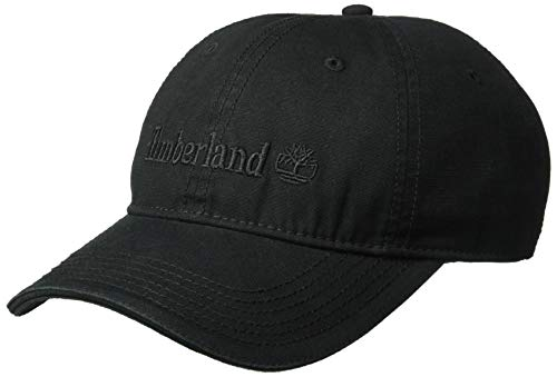 Timberland Gorra Cotton Canvas Liner Negro