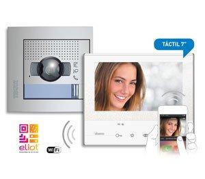 Preisvergleich Produktbild Tegui 376171 Türöffner mit Video,  Set V1 2H,  Klasse300X13E-New Sfera