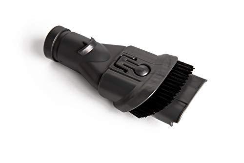 Green Label Herramienta Combinada 2-en-1 para Aspiradoras Dyson: Cepillo para Polvo y Boquilla para Desechos. Reemplaza a 914361-01