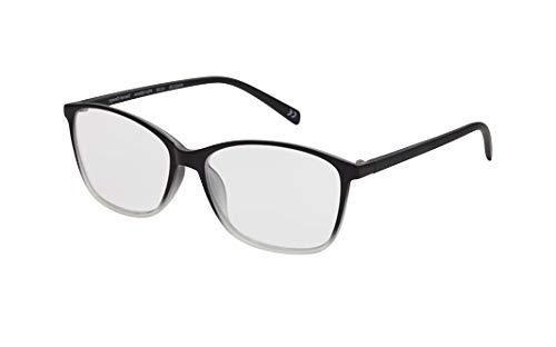 Leesbril Prego Karen Simonsen zwart wit 60422 +2.50