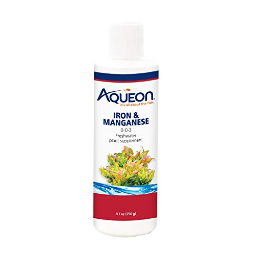 Aqueon Iron & Manganese 8 oz