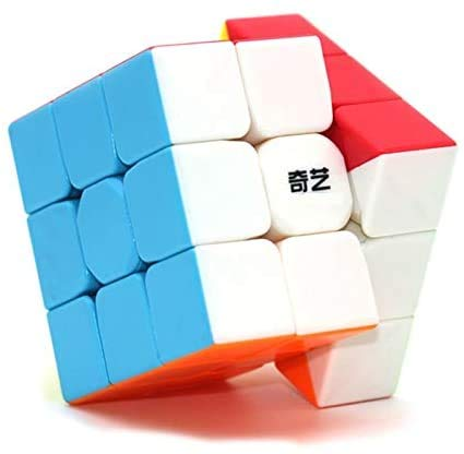 Gobus Warrior W 3x3x3 YongShi W Magic Cube Speed Cube Puzzle Cube (Normal Stickerless)