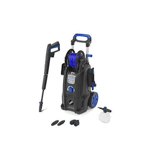 AR Blue Clean e-4 Twin Flow Idropulitrice ad Alta Pressione con Dualtech System (2500 W, 150 bar, 810 l h)
