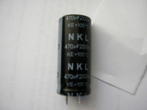 Nkl 470Uf 200C 105C a 50 mm x 22 mm