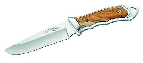 Nieto Unisex– Erwachsene Messer Gürtelmesser Olivenholz Gesamtlänge: 24.0 cm, braun, 24cm
