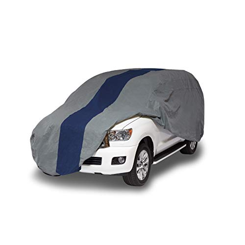 Duck Covers Double Defender SUV Cover for SUVs/Pickup Trucks with Shell or...