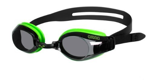 Arena Zoom X Fit Goggle Green/Smoke/Black by Arena