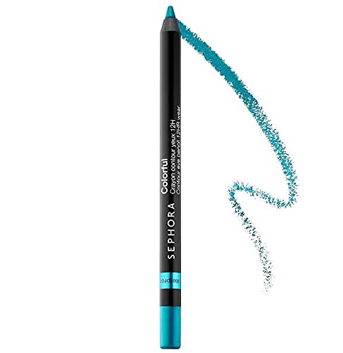 Beauty products 12 Hour Contour Animer and price revision Pencil Eyeliner Blue 50 Peacock -