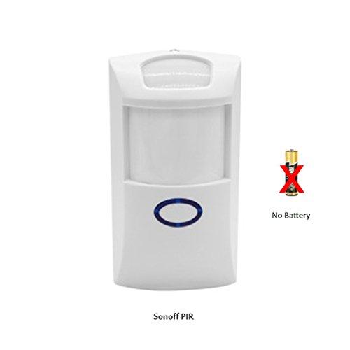 Sonoff PIR2 PIR Sensor 433 Mhz RF PIR Sensor Smart Home Alarm Sicherheit Infrarot Menschlichen Körper Sensor