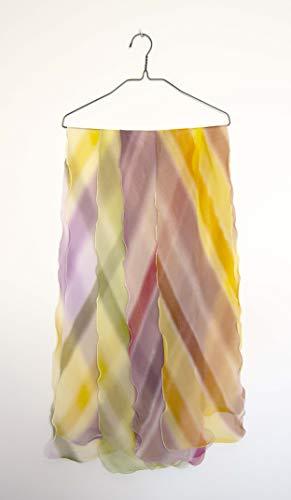 Pack de 4 Mouchoirs pour cou et Cheveux 25 x 150 cm de motifs assorties. envoi gratuit 72h