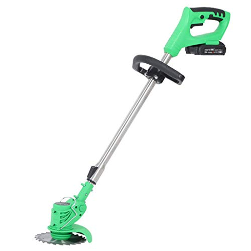 Best Price LMM Electric Lawn Mower 12V/21V 450W/650W 3000mAh Li-ion Cordless Grass Trimmer Cleaner G...