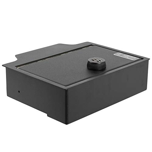 Lock'er Down Console, LD2078, Keep Personal Items Secure and Organized in Car, Car Safe Compatible With 2019 Dodge Ram, (Not Including The Limited, Longhorn, or Classic)