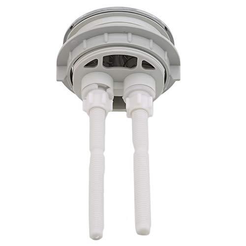 LLZIYAN Dual Flush WC Push Button Hochdruckpumpenschalter WC Reparaturteil,M.