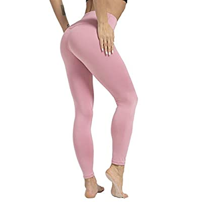 Amazon - Save 55%: High Waisted Tummy Control Yoga Pants for Women Workout Athletic…