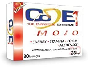 Original Enada Co - E1 NADH, Mojo, 20 Mg, 30 Lozenges by CoE1 Enada