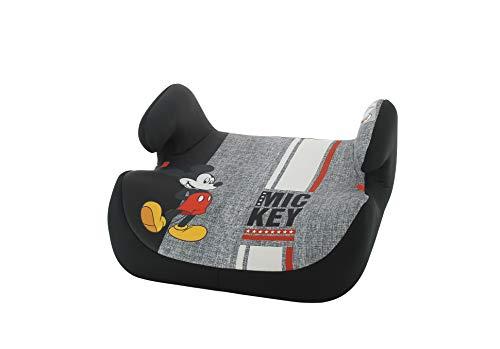 Silla de coche para Bebe elevador TOPO grupo 2/3 (15-36kg), Disney Mickey