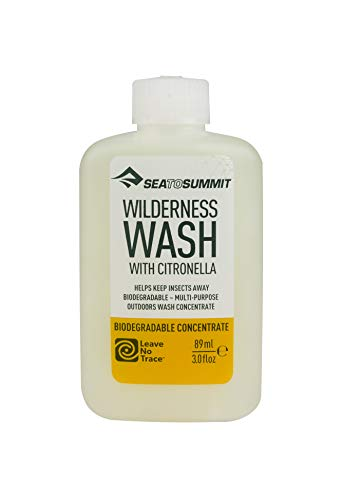 Sea to Summit Nettoyant Ultra Concentré Wilderness Wash Citronella