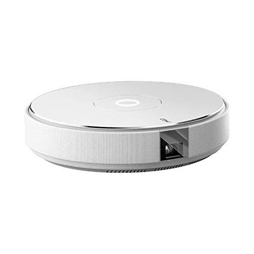 ZXNRTU Impresionante Calidad de Imagen PRODUCTOR DE Oficina PROYECTOR DE Video Caliente WiFi Oficina PROYECTOR DE Smart 1080P Control de Voz for la Familia y Salas de reuniones