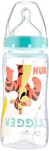 NUK 10741608First Choice Disney Winnie The Pooh Biberón con tetina de silicona
