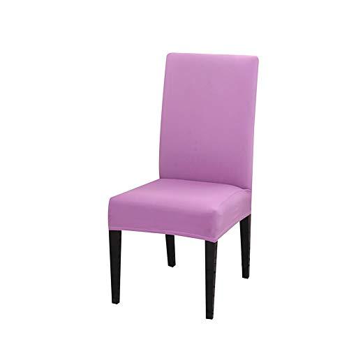 Dineren stoelbekleding Modern Simplism Style rekbaar Verwisselbare Resilient Washable stoelbekleding Garden Living Room eetkamerstoel Seat Cover Protector,D,4 pcs