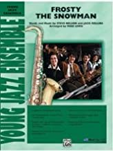 Frosty the Snowman Conductor Score & Parts Jazz Ensemble