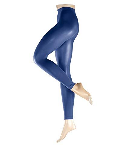 ESPRIT Damen 50 DEN W LE Strumpfwaren, Blau (Deep Blue 6046), XL (42-44) (2er Pack)