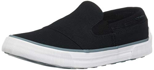 Columbia Damen Goodlife Two Gore Slip Slip On Sneaker, Schwarz (Black, Storm 010), 43 EU