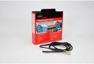 Raychem174; Super special Complete Free Shipping price FrostGuard8482; Preassembled Heat FG1-100P 10 Cable