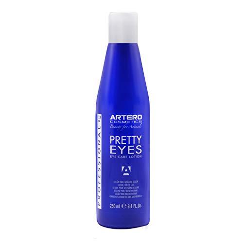 Artero Pretty Eyes. Pulitore per gli occhi. Elimina le macchie lacrimogene da cani e gatti.