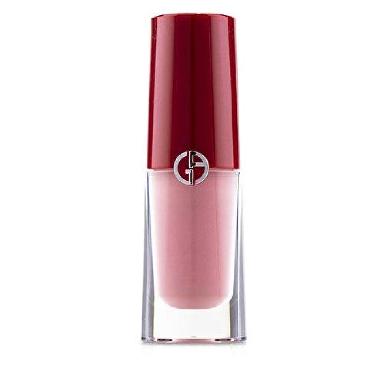 定規床を掃除するホイストジョルジオアルマーニ Lip Magnet Second Skin Intense Matte Color - # 508 Androgino 3.9ml/0.13oz並行輸入品
