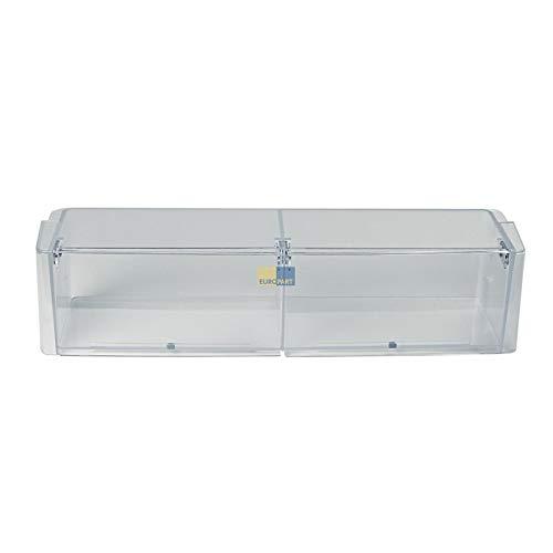 Bosch Siemens Hausgeräte Abstellfach 00448795 Original Butterfach mit Klappen für Kühlschrank Kühl-Gefrier-Kombination