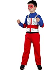FIESTA Y CARNAVAL, SL Disfraz de Henry Danger Héroe Infantil