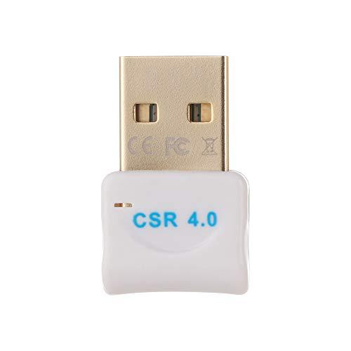 Lemon-Land CSR4.0 Win8 / 10 3Mbps Laptop PC Win 7 8 XP Vista Transmitter Drahtloser Adapter Dongle USB Bluetooth Music Sound Receiver