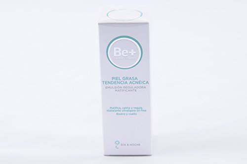 Be+ emulsi reguladora matificante 50 ml
